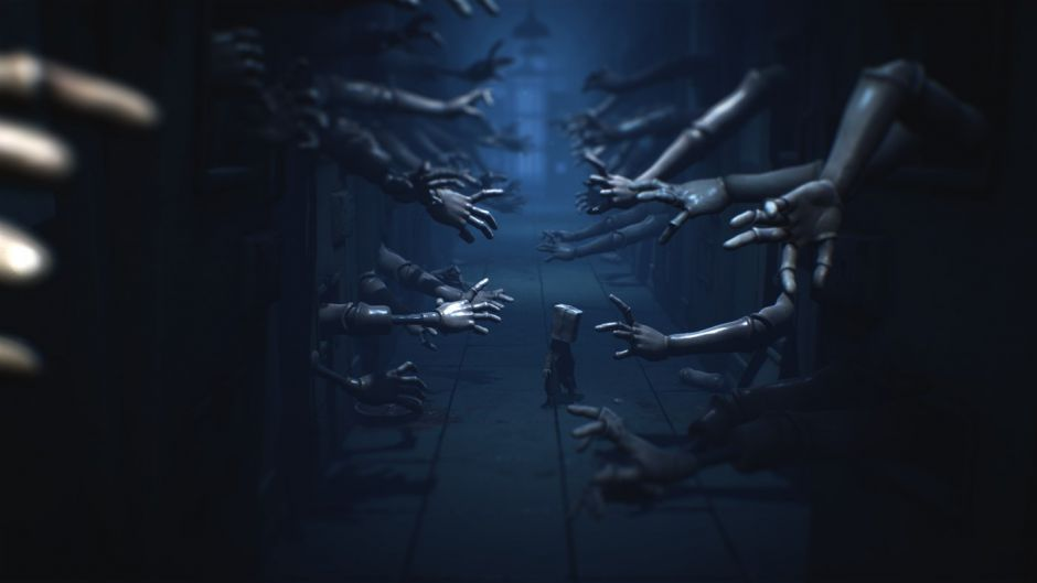 Ya disponible la demo de Little Nightmares II