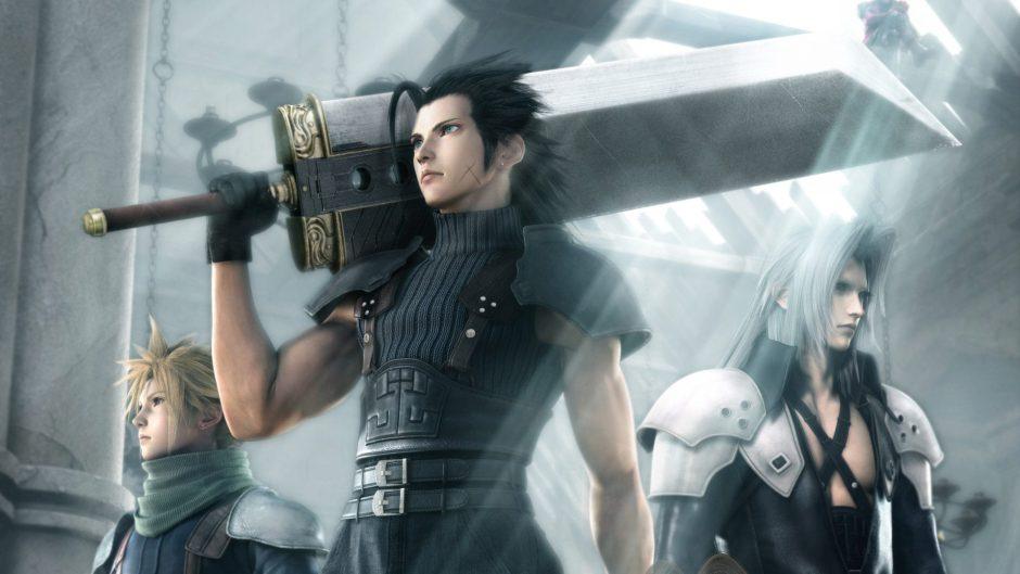 Square Enix registra 3 nuevas licencias relacionadas con Final Fantasy VII