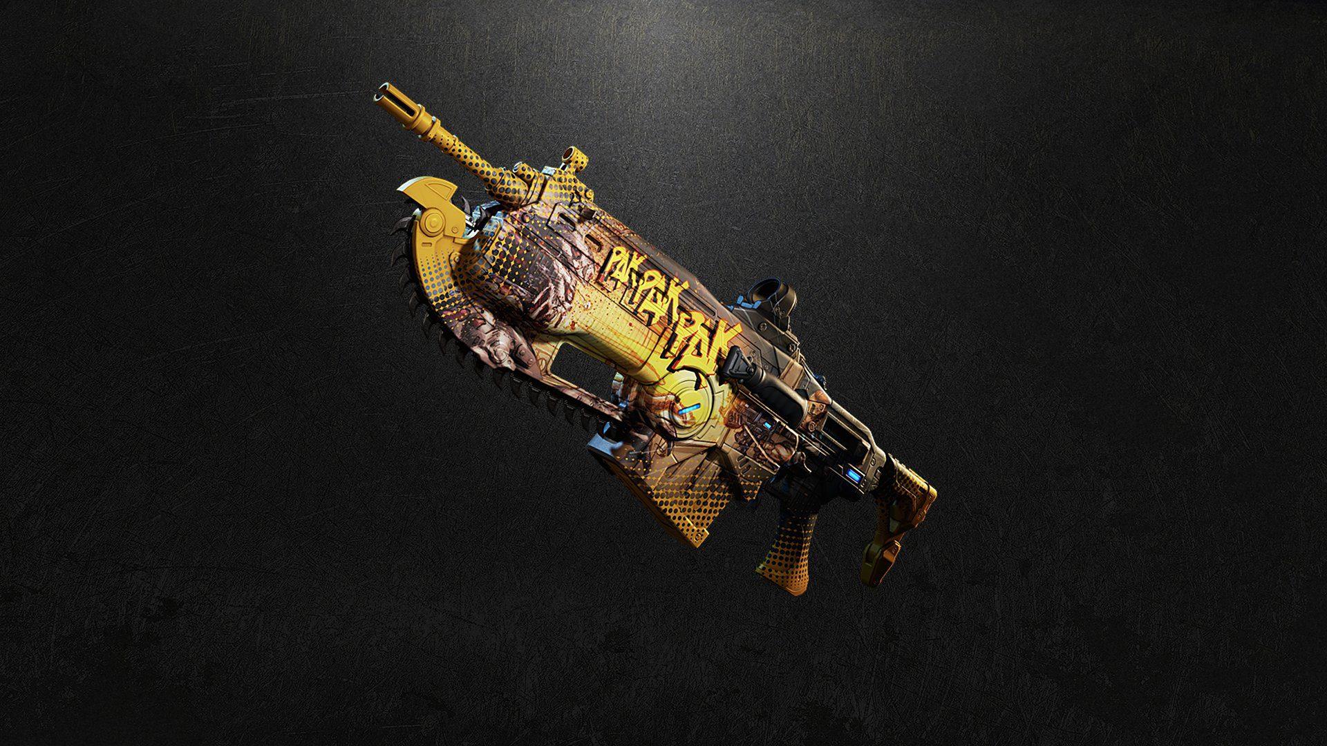 Consigue este set de skins para armas en Gears 5 completando estos desafíos