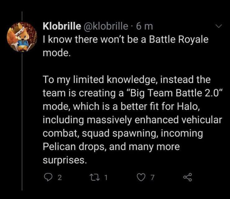 """Halo Infinite tendría un modo PvP """"Big Team Battle 2.0"""" en lugar del desmentido battle royale"""