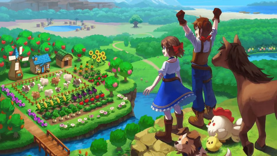 Harvest Moon One World llegará a Xbox One en 2021