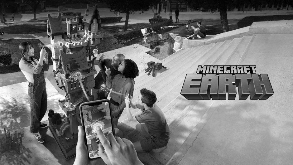 Minecraft Earth pronto llegará a su fin