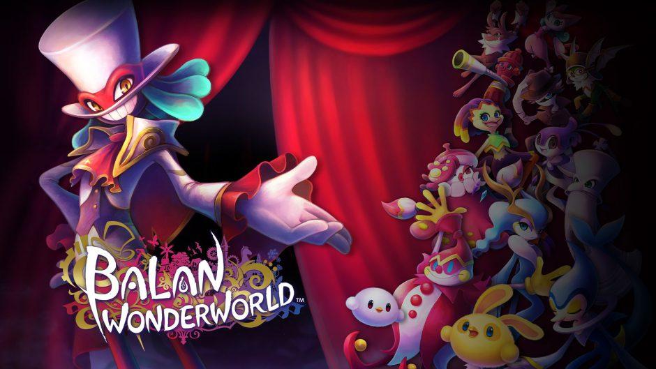 ¡Sorpresa! Se viene la demo jugable de Balan Wonderworld