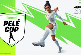 Fortnite se pone la camiseta y sale a la cancha