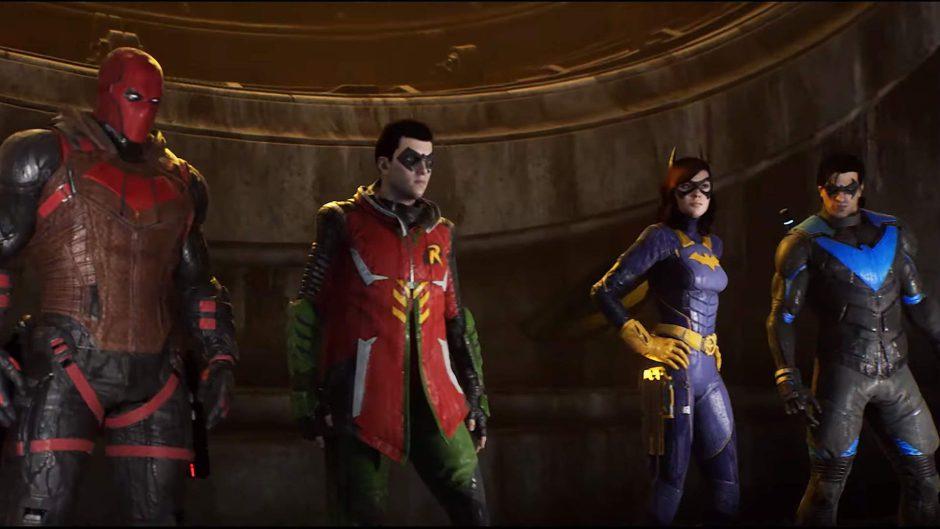 Gotham Knights subirá de nivel de forma automática a los héroes con los que no juguemos