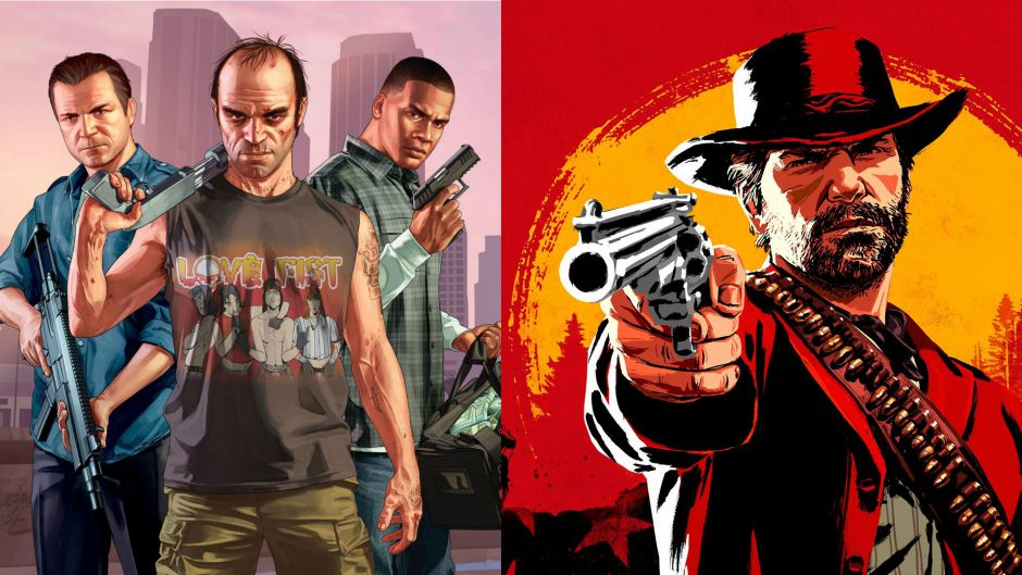 Descubren que la versión Next Gen de GTA V podría hacer uso del motor de Red Dead Redemption 2