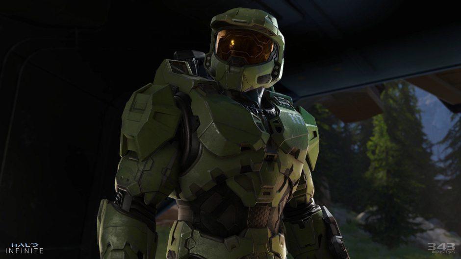 Halo Infinite: El SlipSpace Engine es una bestia