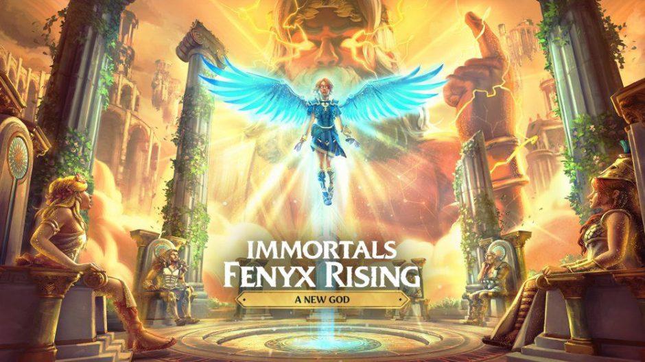 Immortals Fenyx Rising prepara su primer DLC para este mismo mes