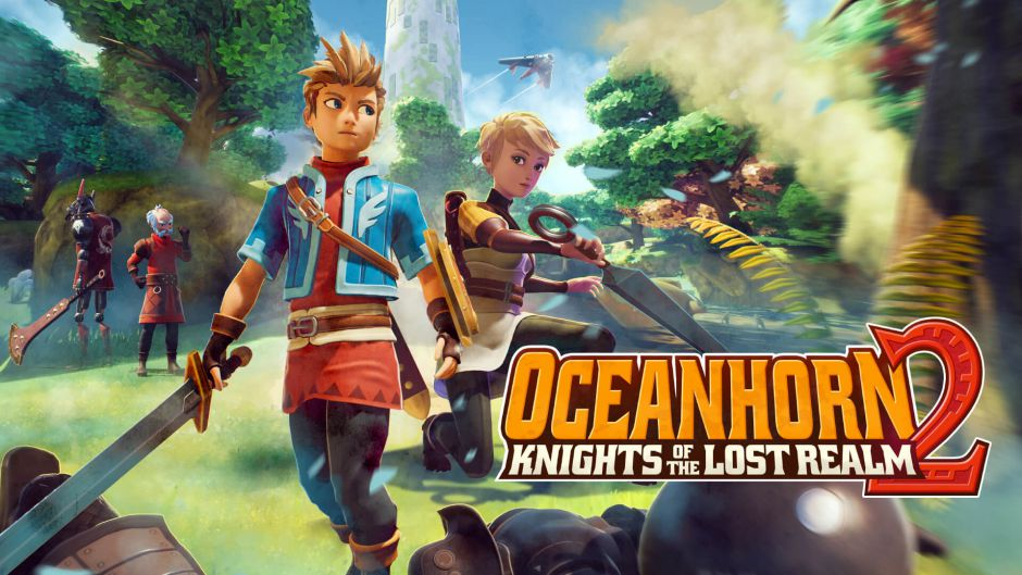 Oceanhorn 2: Knights of the Lost Realm llegará a Xbox Series X/S