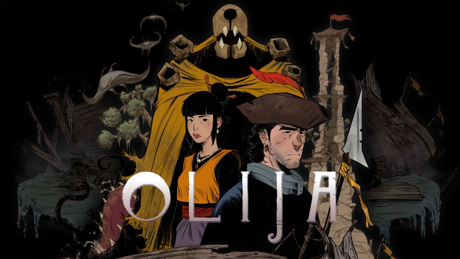 Olija llegará a Xbox One el próximo 28 de enero