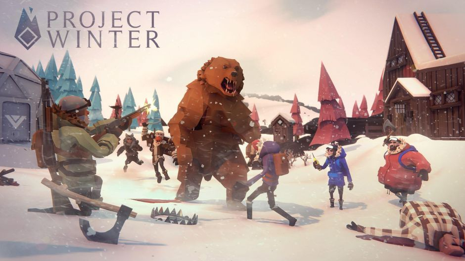 Project Winter llega a Xbox Game Pass este mismo mes