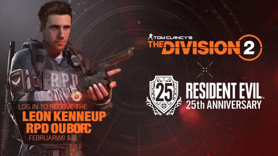 La actualización next-gen de The Division 2 llega hoy vestida de Resident Evil