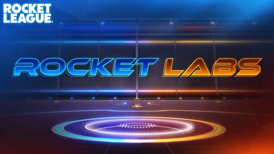 Rocket Labs está de regreso en Rocket League por tiempo limitado