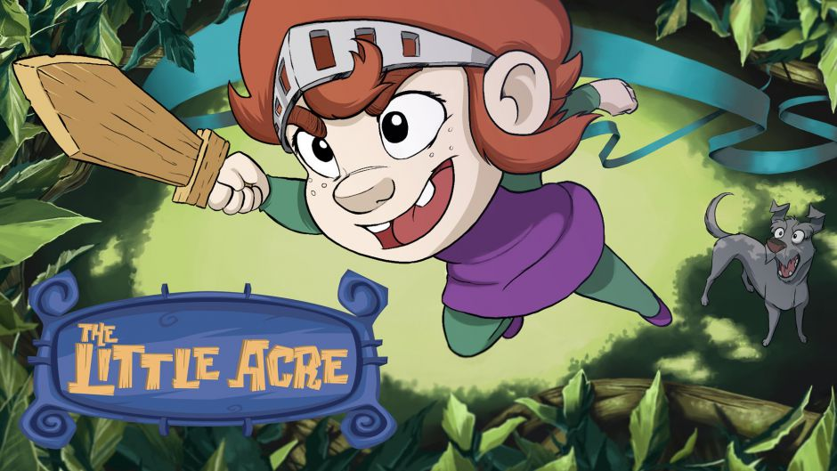 The Little Acre aterriza hoy en Xbox Game Pass