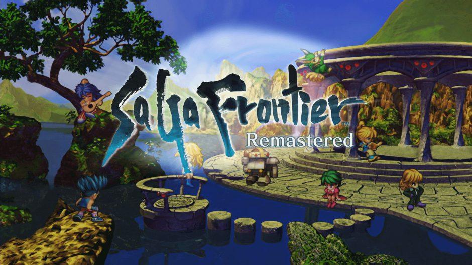 SaGa Frontier Remastered llegará el próximo 15 de abril a PC