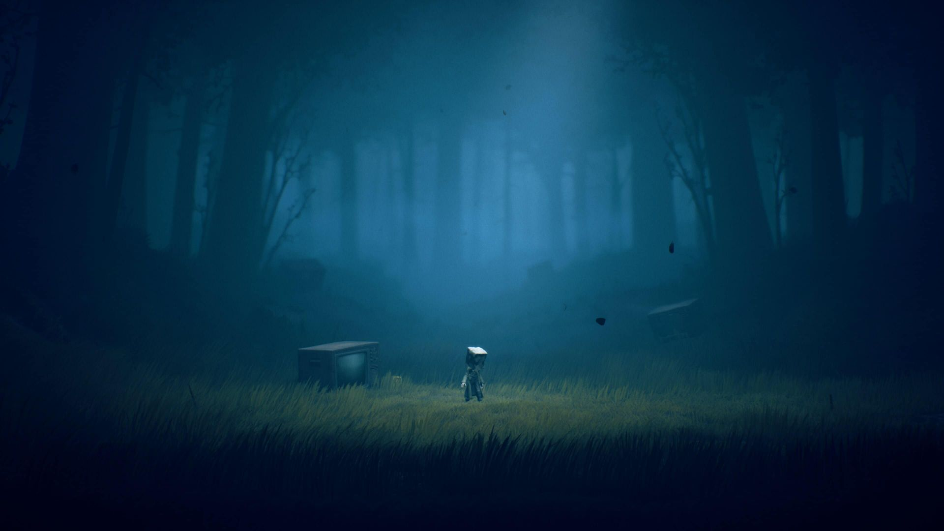 Analisis Little Nightmares 2 - GX