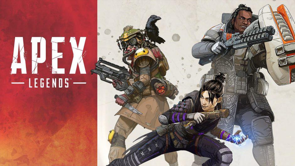 Respawn tiene preparados 4 nuevos personajes para las siguientes temporadas de Apex Legends
