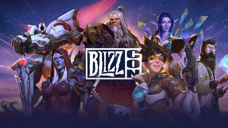 Blizzard desvela su calendario para la BlizzCon 2021