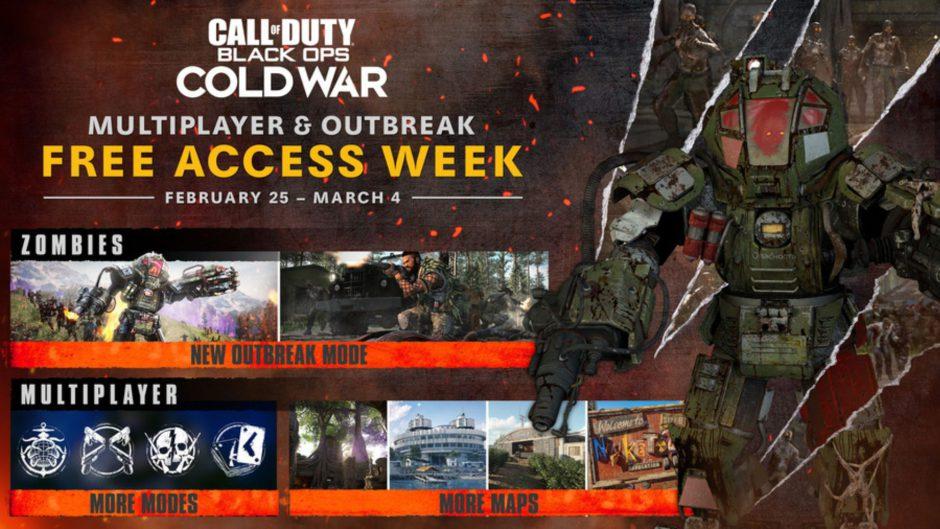 Call of Duty: Black Ops Cold War deja ver The Outbreak en el tráiler de su segunda temporada
