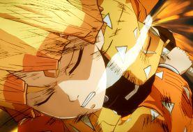 Demon Slayer: Kimetsu no Yaiba – Hinokami Keppuutan presenta a Zenitsu y Inosuke