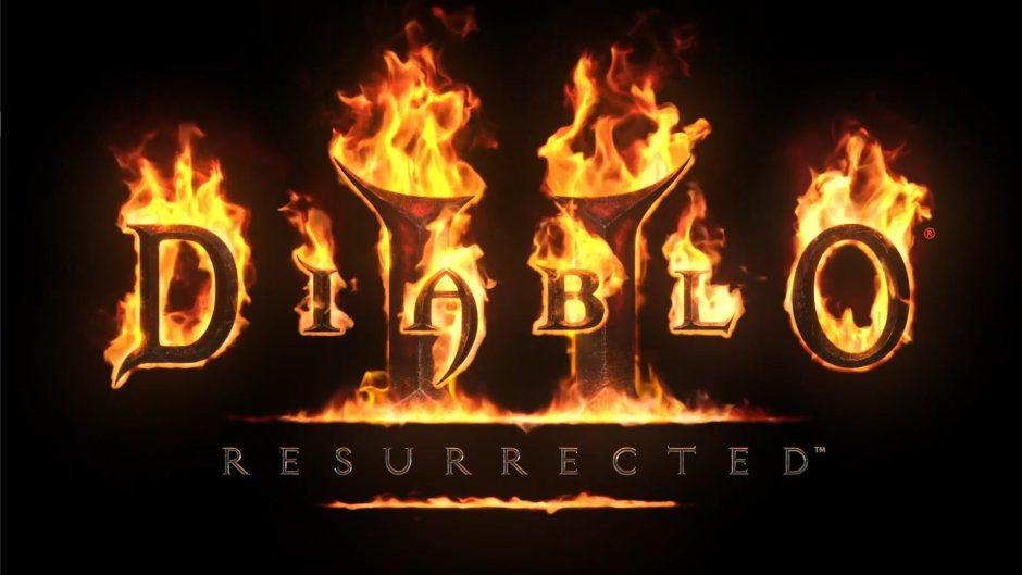 Nuevo gameplay de Diablo 2 Resurrected usando al paladín