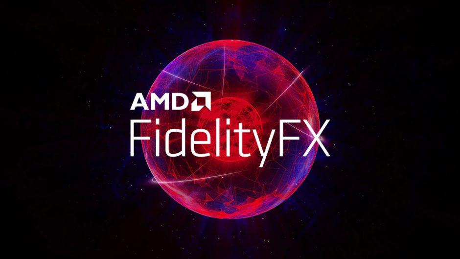 FidelityFX, el DLSS de AMD, llegaría esta próxima primavera