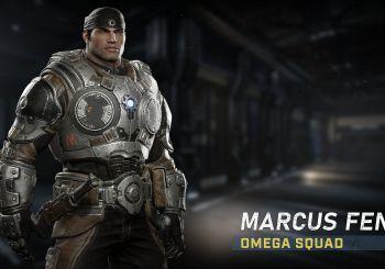 Marcus Omega, el evento por San Valentín y más novedades llegan hoy a Gears 5
