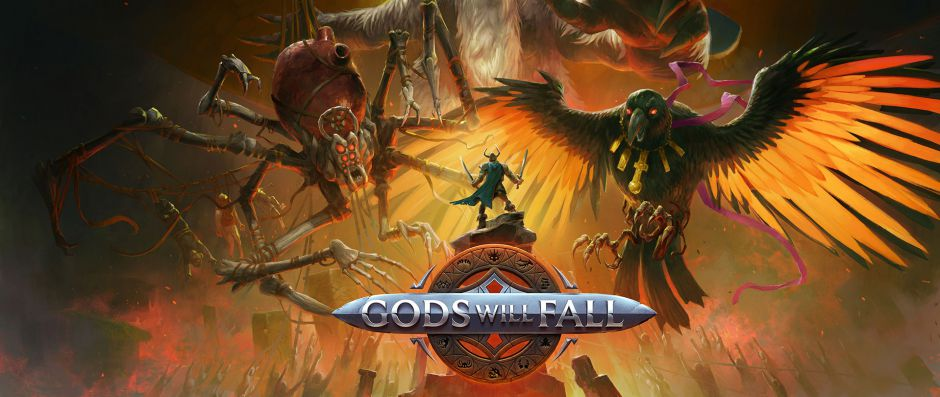 Deep Silver presenta el nuevo contenido que llegará a Gods Will Fall