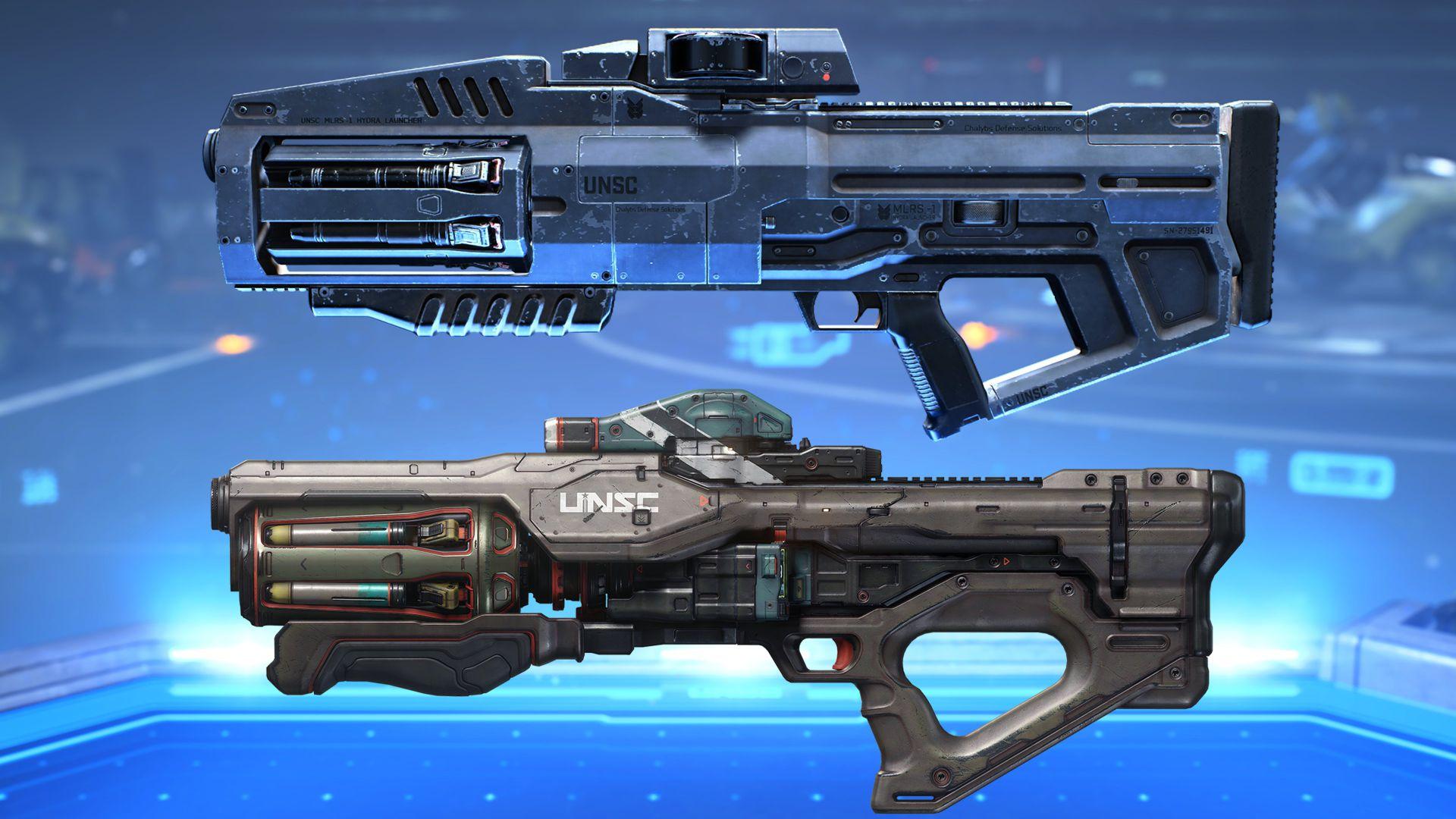 El diseño de las armas en Halo Infinite ha gustado más que lo visto en Halo 5 - Las armas mostradas en Halo Infinite muestran un diseño mucho más vibrante y vivo de lo que hemos visto en la quinta entrega.