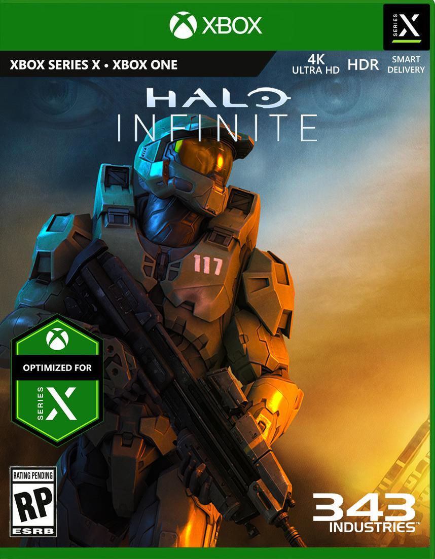 Recrean la portada de Halo Infinite al más puro estilo de Halo 3