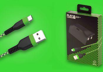 ¿Buscas un Kit Carga y Juega para Xbox Series?, echa un vistazo al de FR-TEC