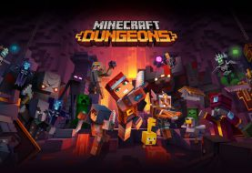 Flames of the Nether llega a Minecraft Dungeons