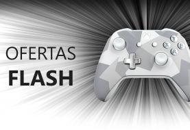 Ofertas Flash en accesorios para Xbox ¡Aprovecha!