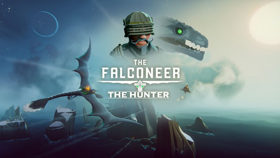 Somos jinetes de dragón en el DLC para The Falconeer que llega hoy