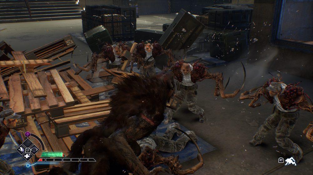 Werewolf The Apocalypse - Earthblood Xbox Series XS (10)