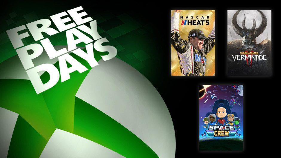 Juega gratis a los nuevos títulos de los Free Play Days de esta semana - Los nuevos títulos gratuitos para este fin de semana ya están disponibles. Disfruta de los Free Play Days.