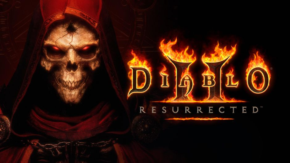 Diablo 2 Resurrected traerá nuevas opciones de accesibilidad