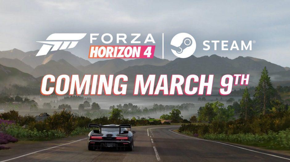 Forza Horizon 4: Anunciado el Hot Wheels Legends Car Pack y el juego aterriza en Steam