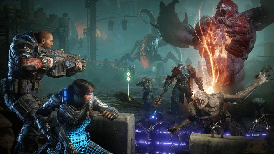 Una nueva Horda de Gears 5 os espera esta noche en los directos de Generación Xbox