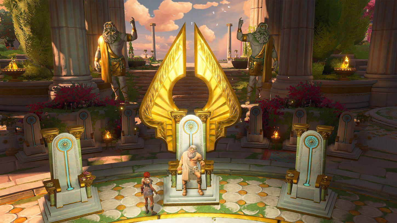 immortals fenyx rising a new god 3 - generacion xbox