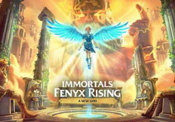 Analisis de Immortals Fenyx Rising A New God