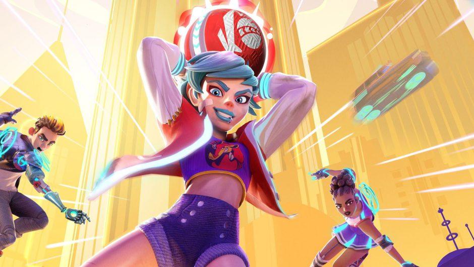 Knockout City muestra un nuevo y extenso gameplay