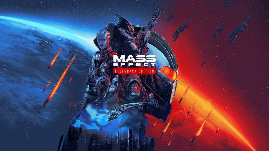 Mass Effect Legendary Edition también unificará las opciones de creación de Shepard