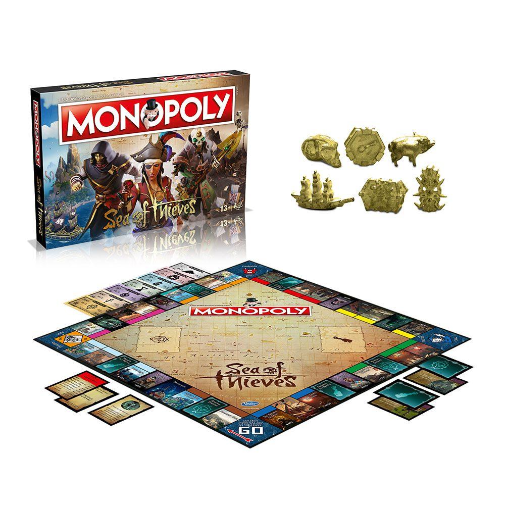 monopoly sea of thieves