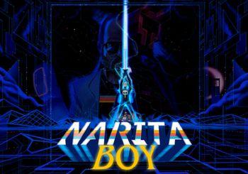 Narita Boy ya disponible en Xbox Game Pass