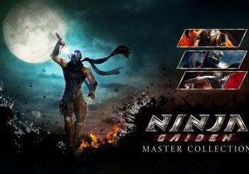 Así son los personajes de Ninja Gaiden Master Collection