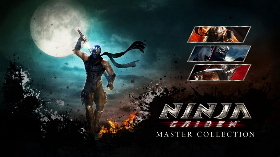 Nuevo y brutal gameplay de Ninja Gaiden Master Collection