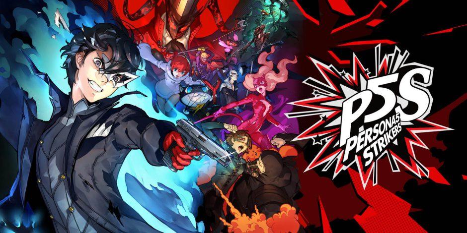Persona 5 Strikers entre lo más vendido antes de su salida
