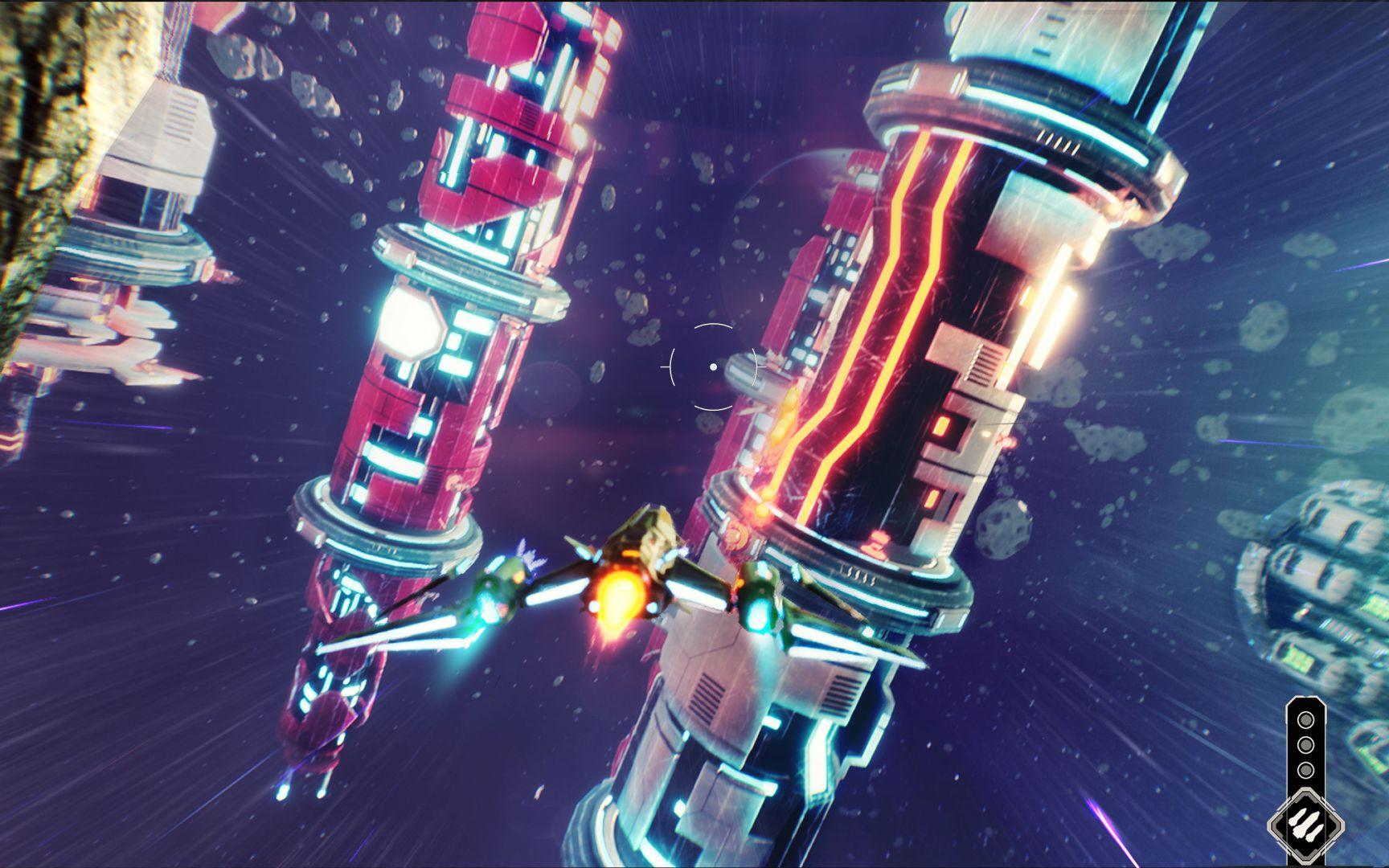redout space assault - generacion xbox
