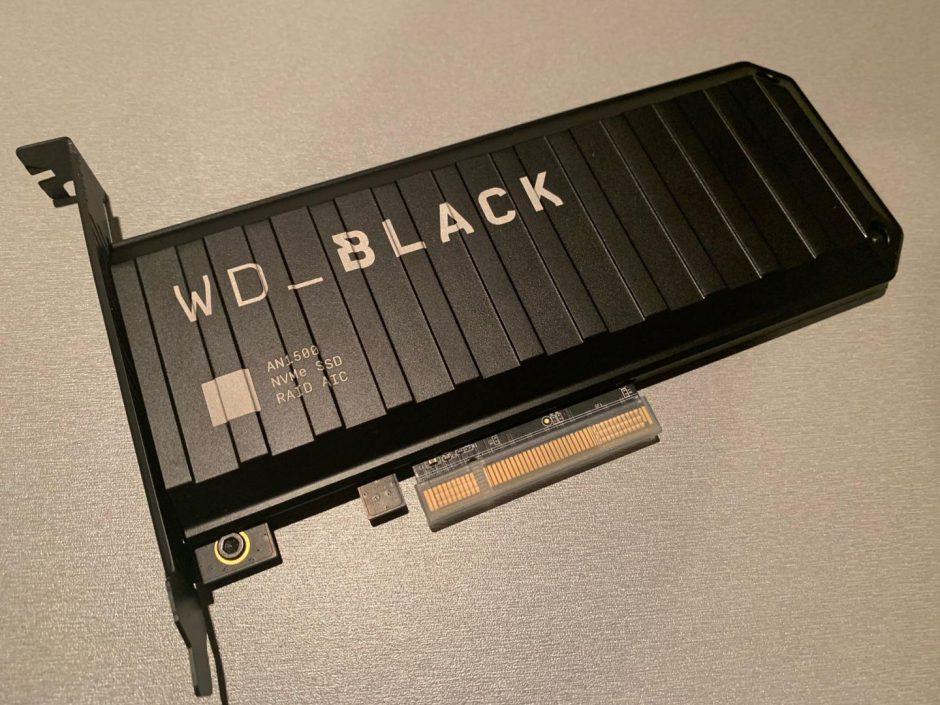 Tu PC a máxima velocidad con la unidad de memoria SSD WD_BLACK AN1500 NVMe